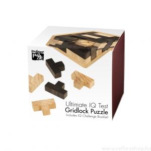 Professor Puzzle Gridlock Professor Puzzle fa logikai játék