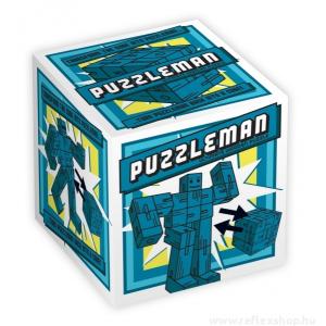 Professor Puzzle Puzzleman Professor Puzzle logikai játék, kék