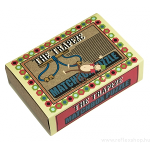 Professor Puzzle The Trapeze Matchbox Professor Puzzle ördöglakat