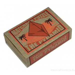 Professor Puzzle The Pyramid Matchbox Professor Puzzle ördöglakat