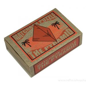 Professor Puzzle The Pyramid Matchbox Professor Puzzle ördöglakat