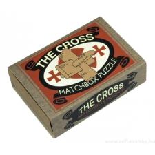 Professor Puzzle The Cross Matchbox Professor Puzzle ördöglakat logikai játék