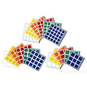 Rubik 4x4 matrica szett