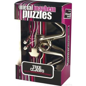 Professor Puzzle The Claws fém Professor Puzzle ördöglakat