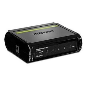 Trendnet TE100-S5 5X10/100MBPS SWITCH (TE100-S5)