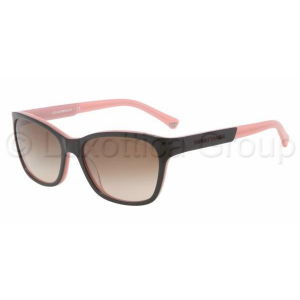 Emporio Armani EA4004 504613 BLACK/OPAL PINK BROWN GRADIENT napszemüveg
