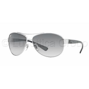 Ray-Ban RB3386 003/8G SILVER GREY GRADIENT napszemüveg
