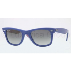 Ray-Ban RB2140 113471 WAYFARER TOP BLUE ON TEXTURE PLAI CRYSTAL GREY GRADIENT napszemüveg
