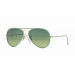 Ray-Ban RB3025JM 001/3M AVIATOR ARISTA GREEN GRADIENT GREEN napszemüveg