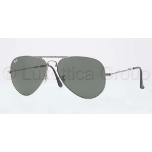 Ray-Ban RB3479 004 AVIATOR FOLDING GUNMETAL CRYSTAL GREEN napszemüveg