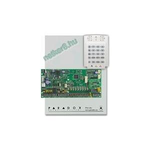 riasztóközpont PARADOX SP6000 + K10V