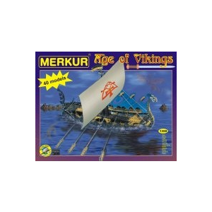 Merkur Age of Vikings, 40 modell, 1350 db