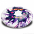 Hero Disc 215 Superswirl Ice Dye kutyafrizbi