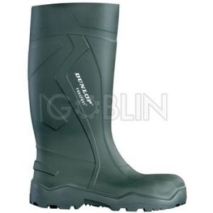 Dunlop Purofort Plus kényelmes, kiváló hõszigetelõ, energiaelnyelõ és csúszásbiztos