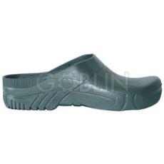 Dunlop Kerti papucs, zöld színû, alacsony kérgû, vízálló