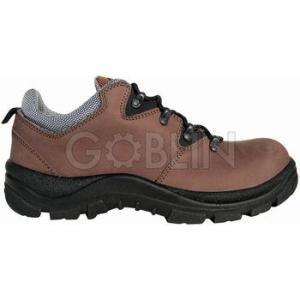 Coverguard TRIP (S3) nubukbõr félcipõ, trekking fazon, acélkapli, talplemez, kényelmes talpbélés