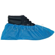 Coverguard Gumis nylon cipõvédõ, kék, 100 db/ doboz