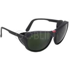 Lux Optical® Luxavis 5 hegesztõszemüveg, száras, 5-ös fokozatú, cserélhetõ polikarbonát lencsével