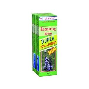 Biomed Dupla Rozmaring krém 70 g