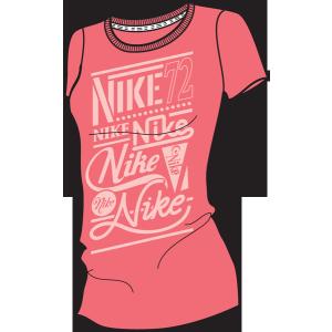 Nike FULL HOUSE SS SCOOP 459586-682