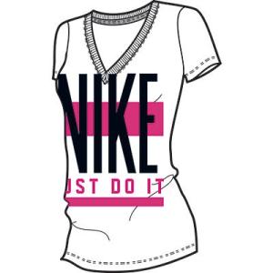 Nike VACANT SS DEEP V 534182-100