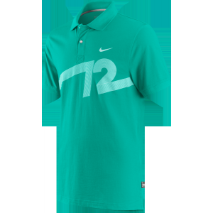 Nike AD CLUB JERSEY POLO GRAPHIC 465067-318