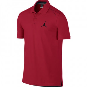 Nike JUMPMAN TOP TO BOTTOM POLO 519619-695