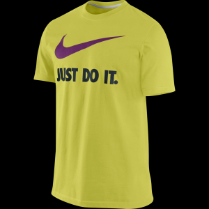 Nike TEE-NEW JDI SWOOSH 454086-305