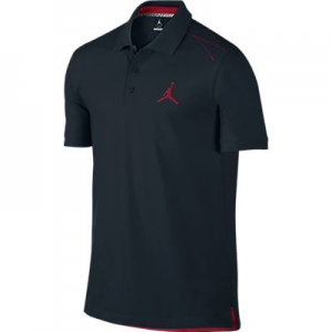 Nike JUMPMAN TOP TO BOTTOM POLO 519619-016