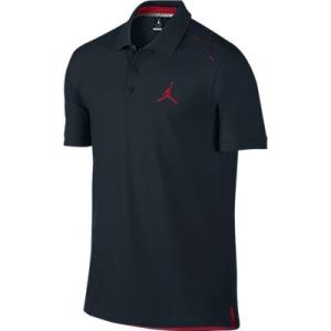 Nike JUMPMAN TOP TO BOTTOM POLO 519619-016