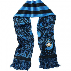 Nike FB CLUB TEAM SCARF - INTER MIL AC2192-141