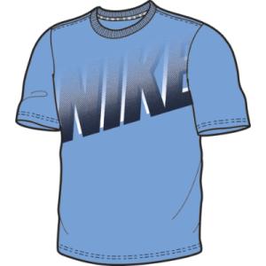 Nike TEE-NIKE OVERLAY 611925-412