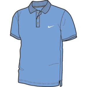 Nike Mathup polo jsy 636705-412