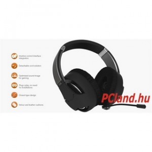 FRACTAL DESIGN HS-260 Gameing headset (FUNC-HS-260-1ST)
