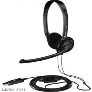 Sennheiser PC 31-II mikrofonos fejhallgató