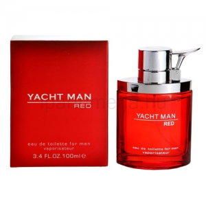 Myrurgia Yacht Man Red EDT 100 ml