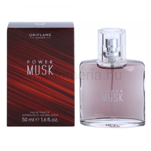 Oriflame Power Musk EDT 50 ml