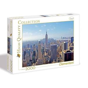Clementoni Clementoni 2000 db-os puzzle - New York (32544)