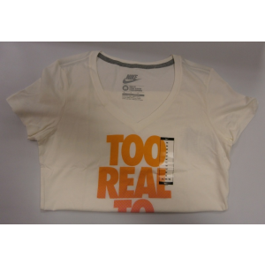 Nike TEE MID V-TOO REAL 611873-133