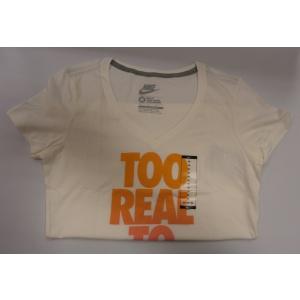 Nike TEE MID V-TOO REAL 611873-133