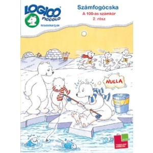 - LOGICO Piccolo Számfogócska - A 100-as számkör 2. rész