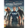 Amerika Kapitány - A Tél Katonája (DVD)