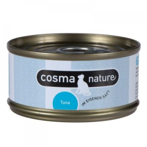 Cosma Nature 6 x 70 g - Csirkemell & tonhal