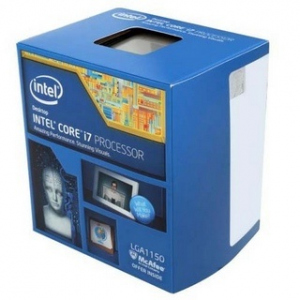 Intel Core i7-4790K, Quad Core, 4.00GHz, 8MB, LGA1150, 22nm, 84W, VGA, BOX (BX80646I74790K)