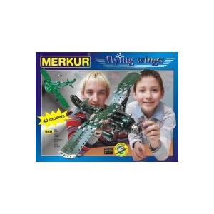 Merkur Flying wings 40 modellező készlet 640 darabos