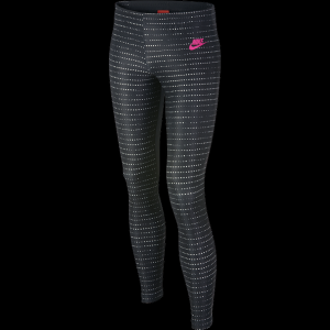 Nike GIRLS AOP TIGHT YTH 619466-010