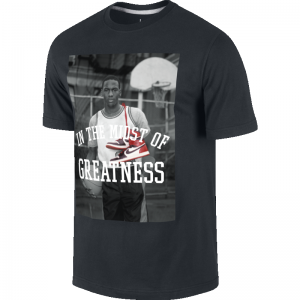 Nike JORDAN MIDST OF GREATNESS TEE 613028-010