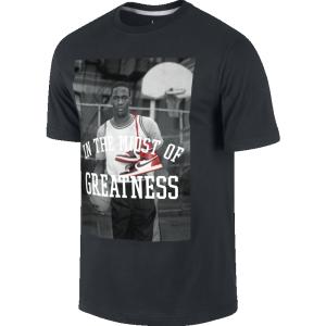 Nike JORDAN MIDST OF GREATNESS TEE 613028-010