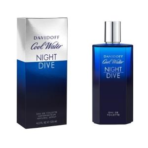 Davidoff Cool Water Night Dive EDT 125 ml