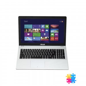 "Asus X551CA-SX145D 15,6""/Intel Core i3-3217U/8GB/750GB/fehér notebook"